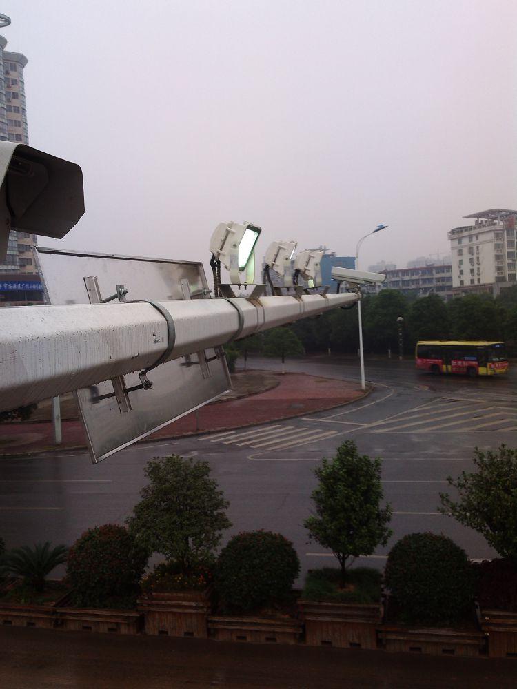 湖南萍乡电子警察项目
