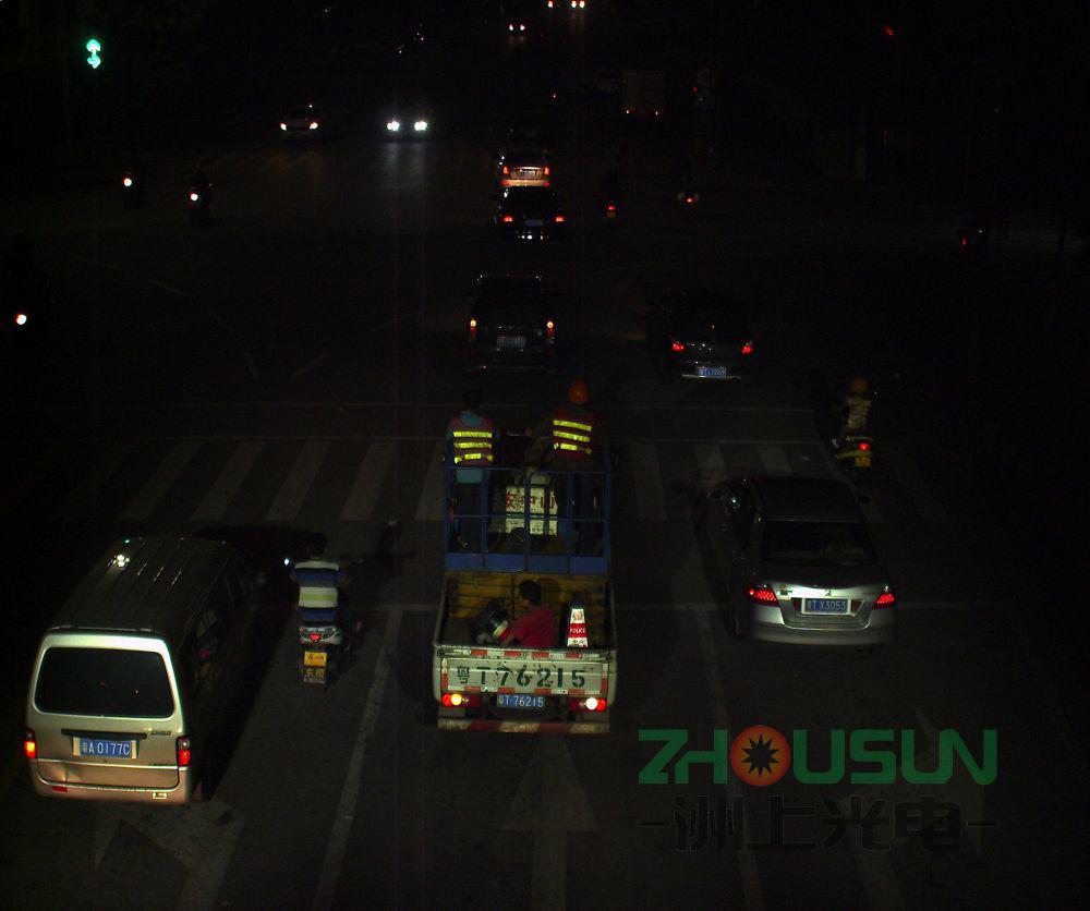 广东中山市电子警察效果图